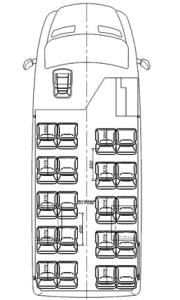 Аренда микроавтобуса Газель NEXT с водителем