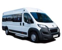 Аренда микроавтобуса Peugeot Boxer
