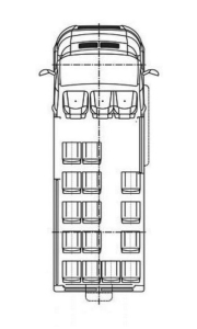 Аренда микроавтобуса Citroen Jumper