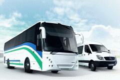 Аренда автобуса с водителем в Клину