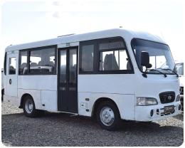 Аренда микроавтобуса HYUNDAI с водителем в Клину