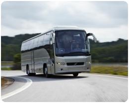 Аренда автобуса VOLVO с водителем в Клину